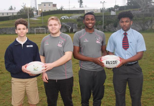 Rugby Bermuda Jan 17 2018