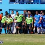 Shield Football Finals Paget vs Southampton Rangers Bermuda, January 1 2018-9364