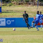 Shield Football Finals Paget vs Southampton Rangers Bermuda, January 1 2018-9490