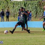 Shield Football Finals Paget vs Southampton Rangers Bermuda, January 1 2018-9512