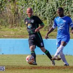 Shield Football Finals Paget vs Southampton Rangers Bermuda, January 1 2018-9630