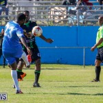 Shield Football Finals Paget vs Southampton Rangers Bermuda, January 1 2018-9632