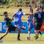 Shield Football Finals Paget vs Southampton Rangers Bermuda, January 1 2018-9646