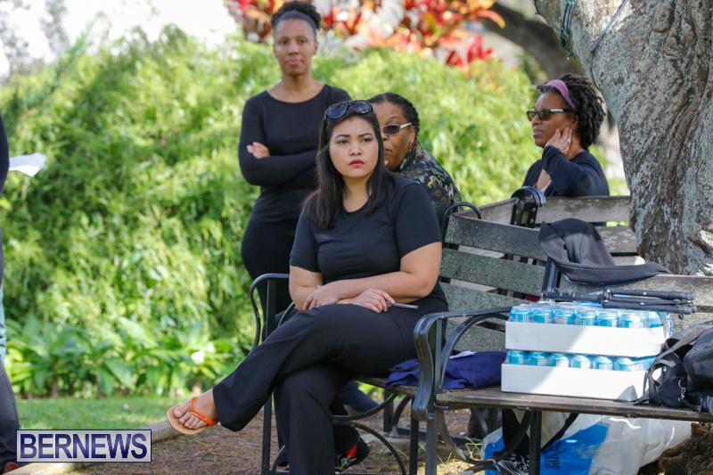 Womens March At Queen Elizabeth Park Bermuda, January 20 2018-2962