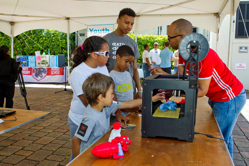 Youth Maker Showcase Bermuda Jan 18 2018 (2)