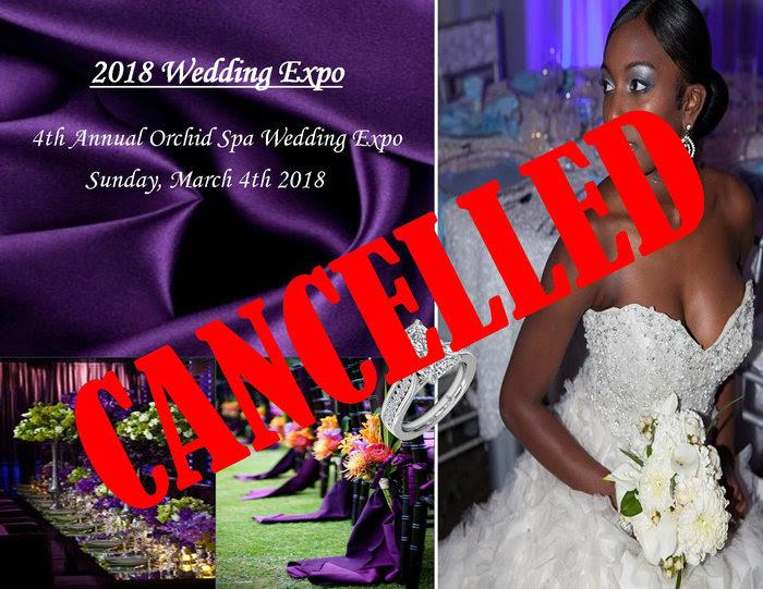 2018 Wedding Expo Cancelled Bermuda Feb 2018
