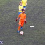 BFA Girl's Football League Bermuda, February 3 2018-7591