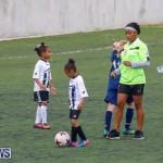BFA Girl's Football League Bermuda, February 3 2018-7593