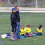 BFA Girl's Football League Bermuda, February 3 2018-7594
