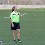 BFA Girl's Football League Bermuda, February 3 2018-7595