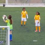 BFA Girl's Football League Bermuda, February 3 2018-7597