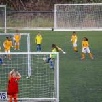 BFA Girl's Football League Bermuda, February 3 2018-7598