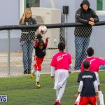 BFA Girl's Football League Bermuda, February 3 2018-7601