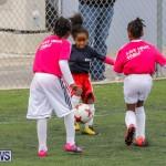 BFA Girl's Football League Bermuda, February 3 2018-7604