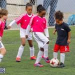 BFA Girl's Football League Bermuda, February 3 2018-7610