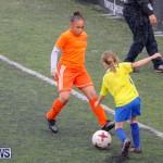 BFA Girl's Football League Bermuda, February 3 2018-7620