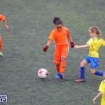 BFA Girl's Football League Bermuda, February 3 2018-7626