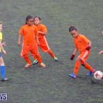 BFA Girl's Football League Bermuda, February 3 2018-7634