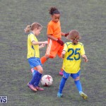 BFA Girl's Football League Bermuda, February 3 2018-7635