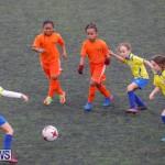 BFA Girl's Football League Bermuda, February 3 2018-7638