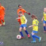 BFA Girl's Football League Bermuda, February 3 2018-7640