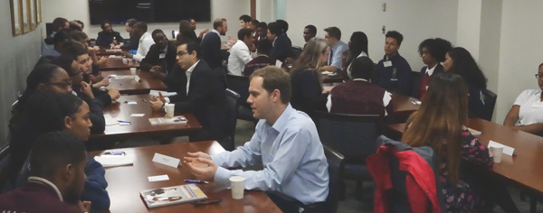 BFIS-Speed-Networking-For-High-School-Students-Bermuda-Feb-19-2018-1