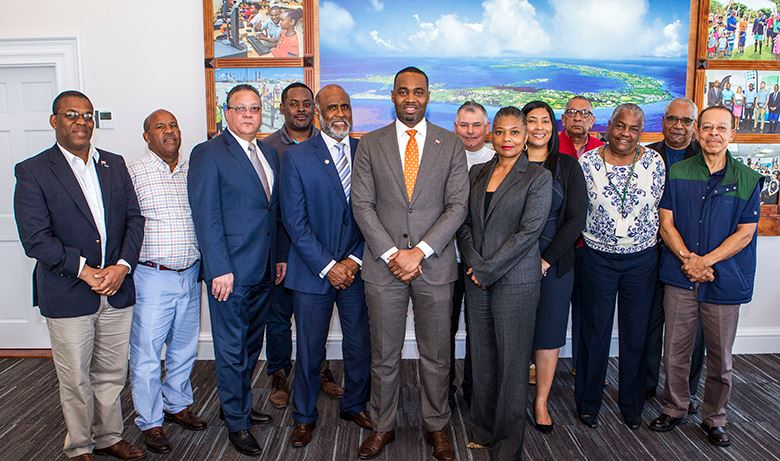 Bermuda Government meet Feb 21 2018 01