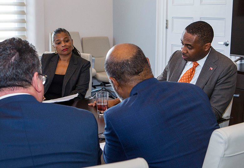 Bermuda Government meet Feb 21 2018 06