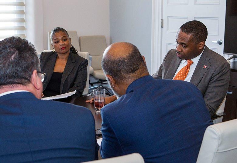 Bermuda Government meet Feb 21 2018 06