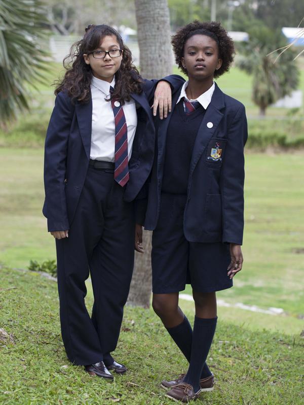 Bermuda Middle School Bermuda Feb 2018