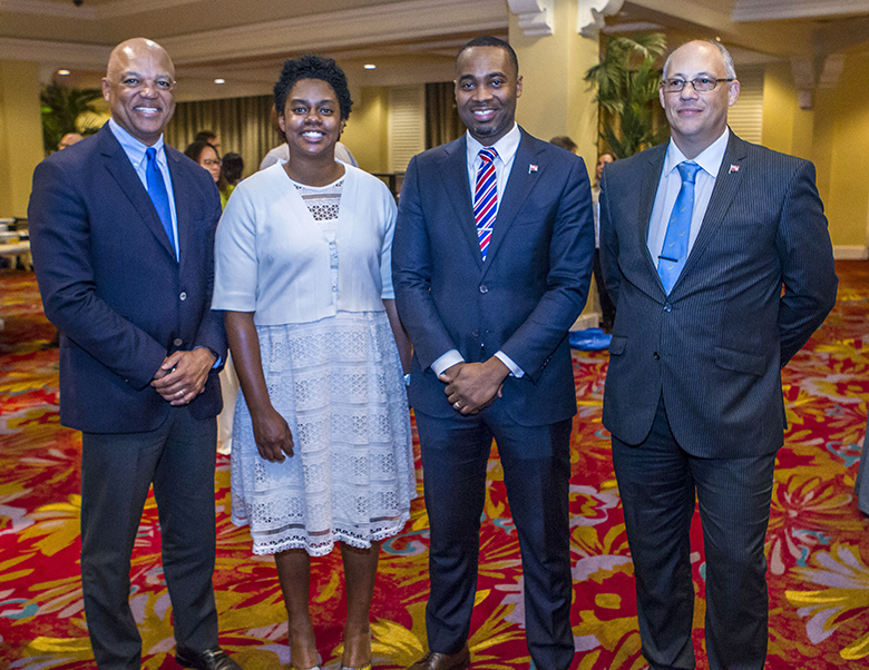 Bermuda Principles Welcome Reception Feb 22 2018