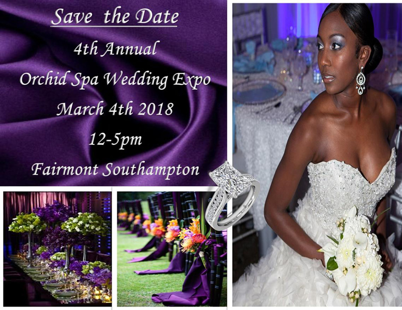 Bermuda Wedding Expo Feb 2018