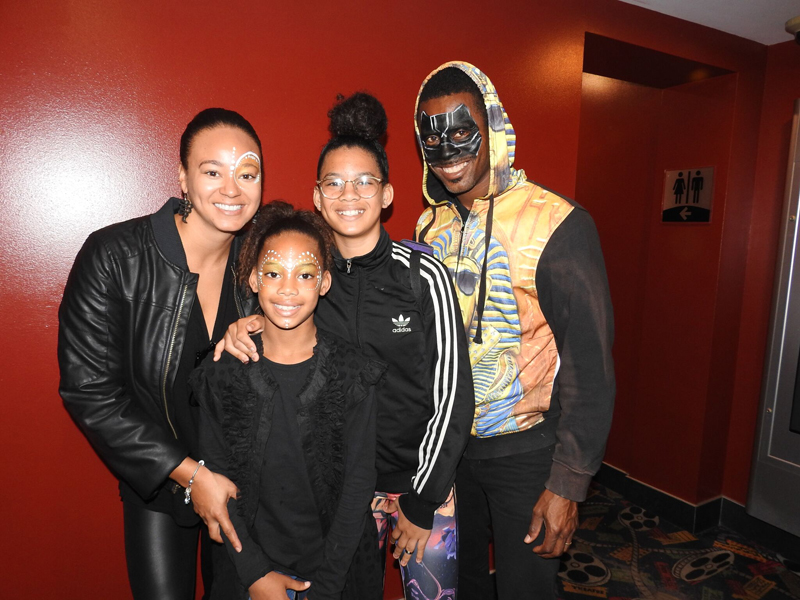 Foster Parent Association Black Panther Showing Bermuda Feb 18 2018 (10)