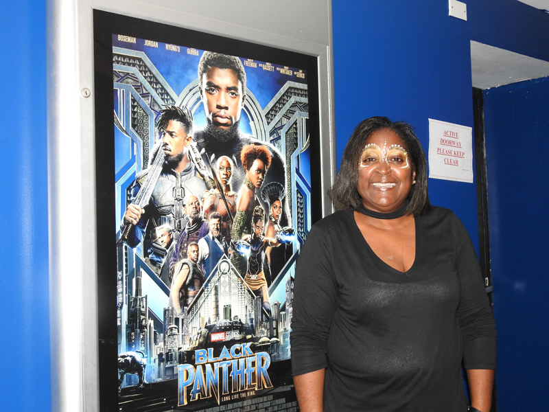 Foster Parent Association Black Panther Showing Bermuda Feb 18 2018 (11)