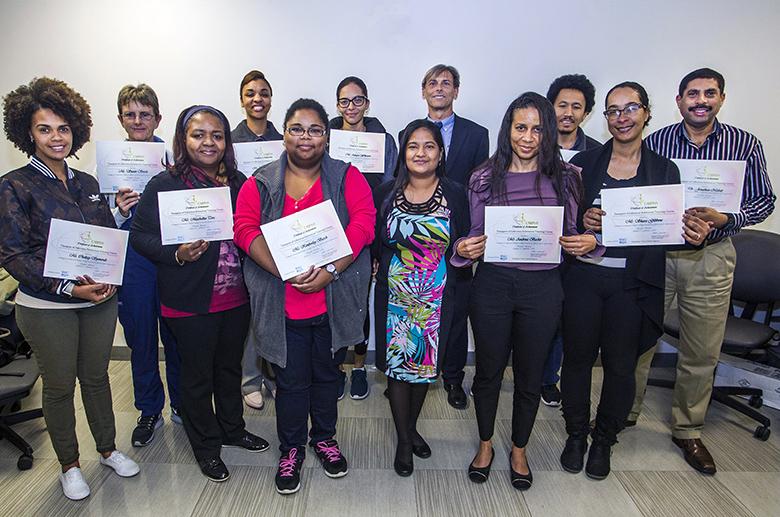 Health IATA Training and Certification Bermuda Feb 2018