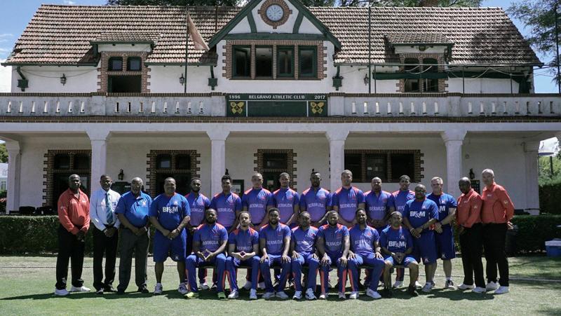 ICC World T20 Bermuda Feb 28 2018