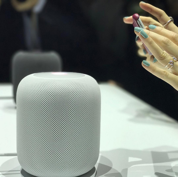 Spotify tipped to be making smart speaker to rival Apple's Homepod