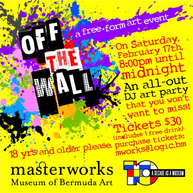 Masterworks Off The Wall Bermuda Feb 2018