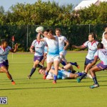 Mens Rugby Squad Play Queens University Bermuda, February 24 2018-3397