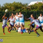 Mens Rugby Squad Play Queens University Bermuda, February 24 2018-3398