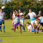 Mens Rugby Squad Play Queens University Bermuda, February 24 2018-3399