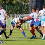 Mens Rugby Squad Play Queens University Bermuda, February 24 2018-3409