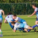 Mens Rugby Squad Play Queens University Bermuda, February 24 2018-3417