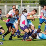 Mens Rugby Squad Play Queens University Bermuda, February 24 2018-3440