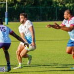 Mens Rugby Squad Play Queens University Bermuda, February 24 2018-3454
