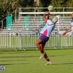Mens Rugby Squad Play Queens University Bermuda, February 24 2018-3481