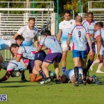 Mens Rugby Squad Play Queens University Bermuda, February 24 2018-3488