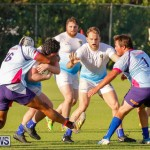 Mens Rugby Squad Play Queens University Bermuda, February 24 2018-3503