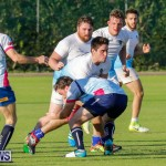 Mens Rugby Squad Play Queens University Bermuda, February 24 2018-3509
