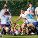 Mens Rugby Squad Play Queens University Bermuda, February 24 2018-3513